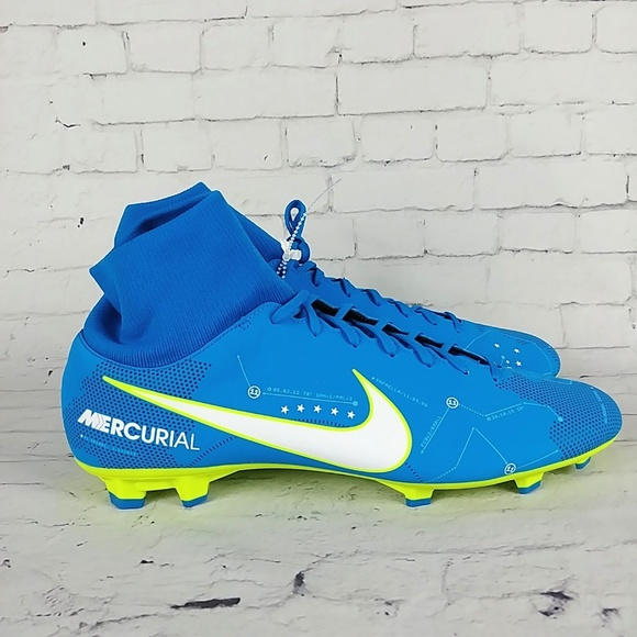 9e2e6fe551be Nike Mercurial Victory Neymar Soccer Cleats